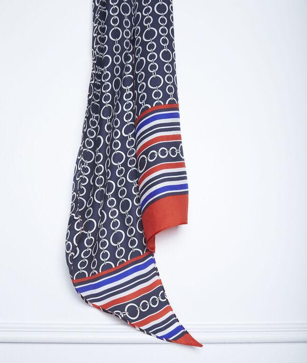 Sjaal met print Glenda PhotoZ | 1-2-3