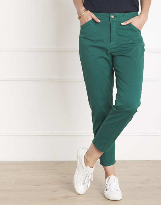 Pantalon vert léger Coco (1) - Maison 123