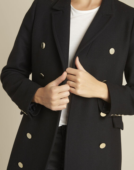 ec34040f1270 ... Manteau noir long officier Jeff (3) - 1-2-3 ...