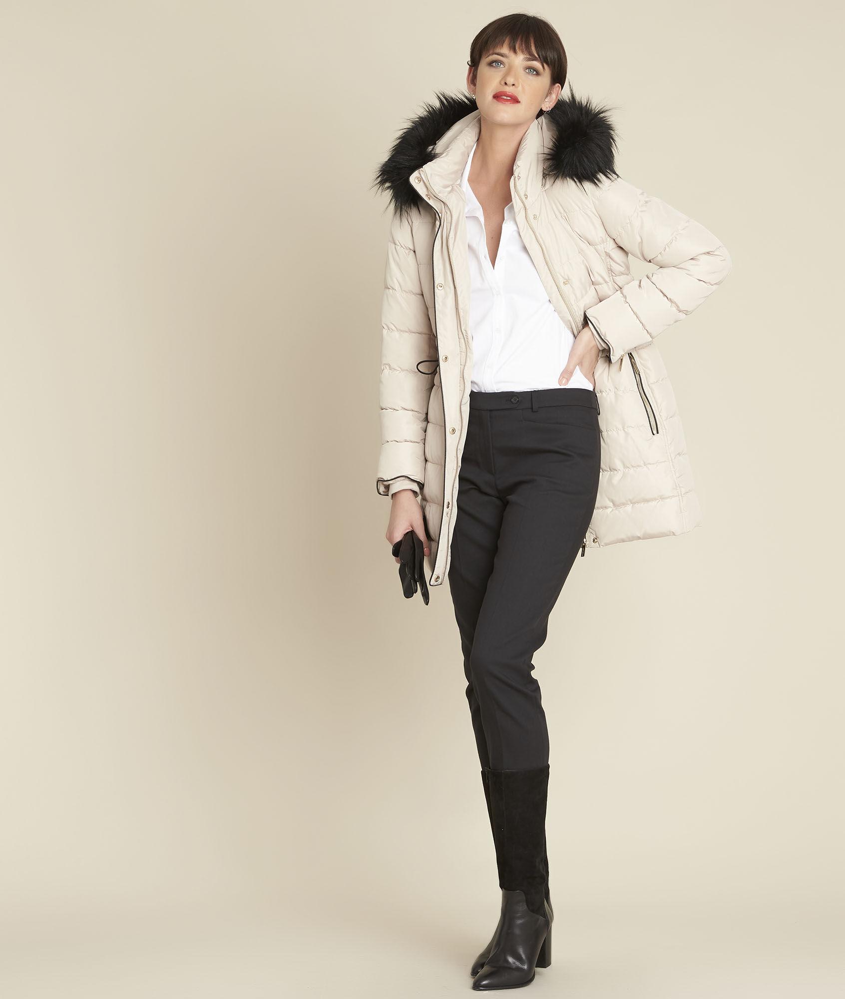 Manteau doudoune femme de marque