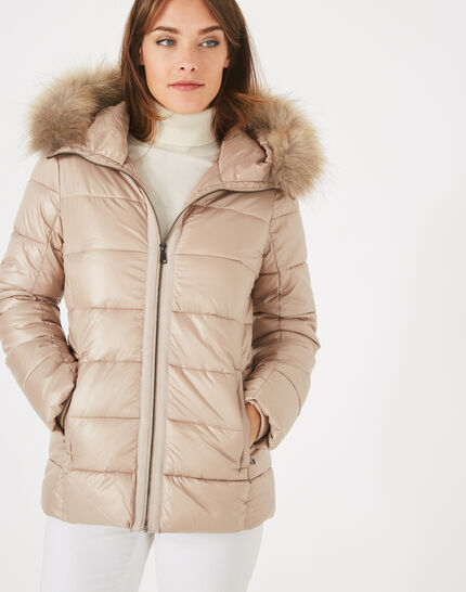 Lena short beige puffer jacket (3) - 1-2-3