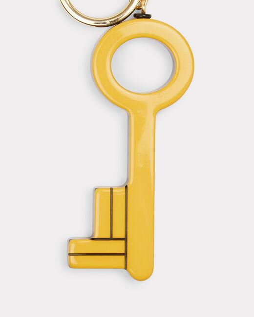 Porte clef jaune Ismael (1) - 1-2-3