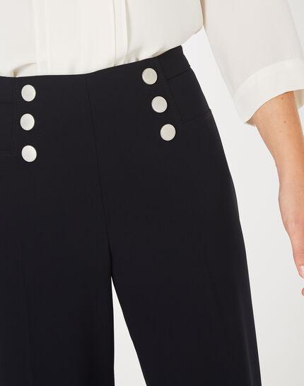 Pantalon à pont bleu marine Valeur (3) - 1-2-3