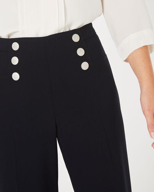 Pantalon à pont bleu marine Valeur (2) - 1-2-3