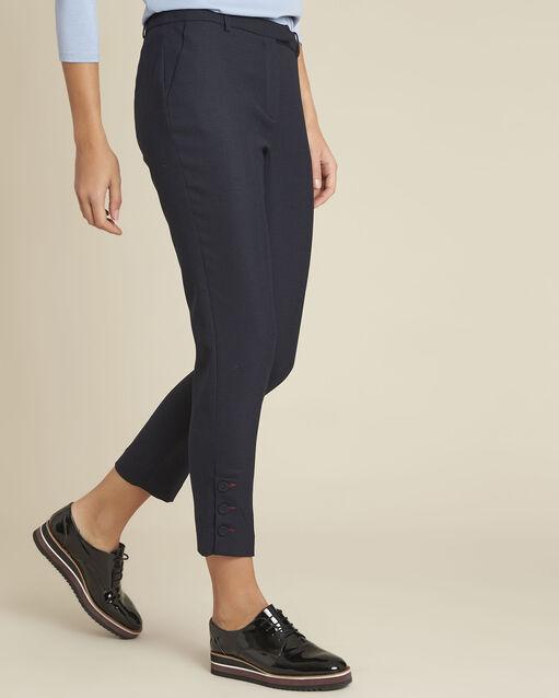 Pantalon chic – Pantalons chics, slim, compacts, larges, fluides ... 391f94344ea8