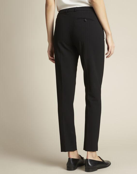 Pantalon de tailleur noir Valero (4) - 1-2-3