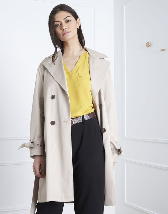 Trench camel Dean (2) - Maison 123