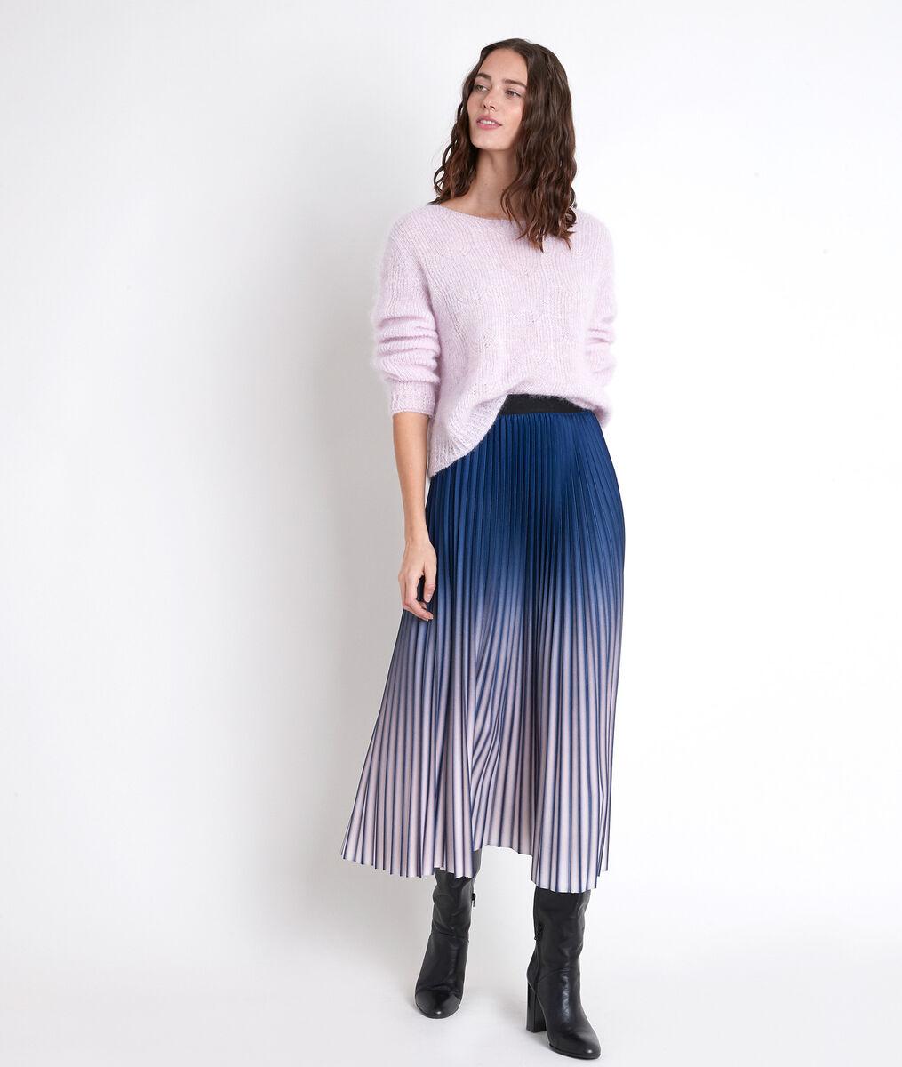 Jupe plissée tie and dye Elara PhotoZ | 1-2-3