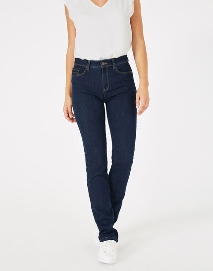 Victor straight raw-cut jeans PhotoZ | 1-2-3