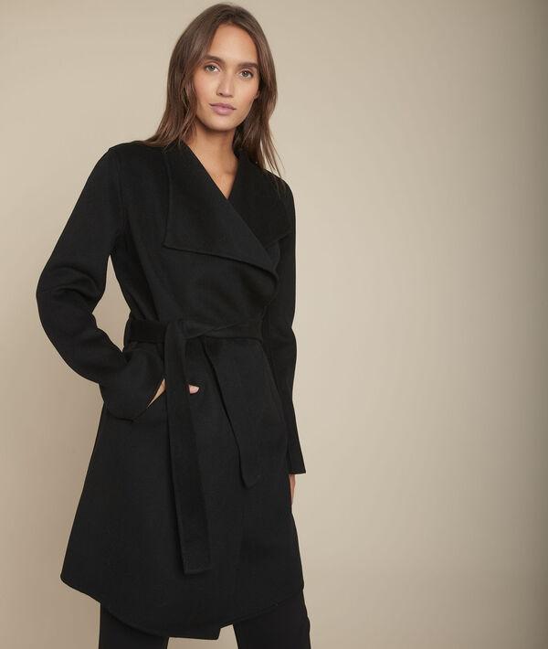 Manteau en laine double face Tifanie PhotoZ   1-2-3