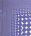 Anae geometric blue silk square scarf PhotoZ | 1-2-3