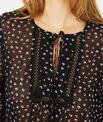 Délice printed blouse PhotoZ | 1-2-3