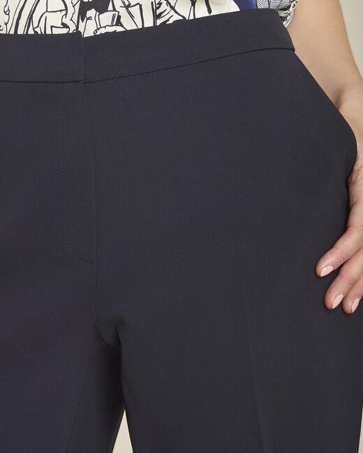 Hinox navy microfibre Bermuda shorts (2) - 1-2-3
