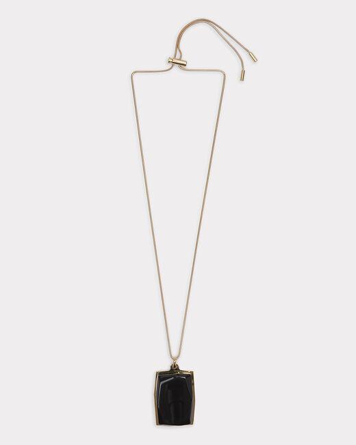 Ida black necklace (1) - 1-2-3