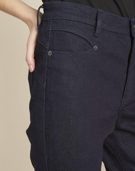 Ondersteunende slim fit 7/8-jeans met onbewerkt effect Honore (3) - 37653
