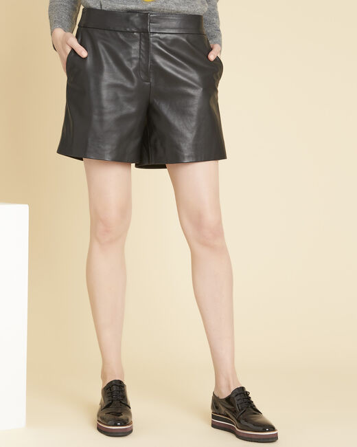 Harley leather shorts (2) - 1-2-3