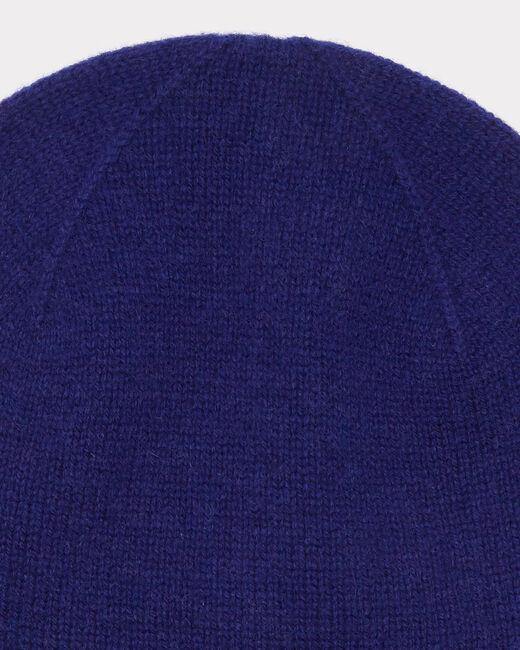 Bonnet bleu en cachemire Tilleul (2) - 1-2-3