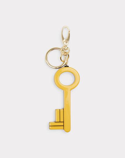 Gelber Schlüsselanhänger Isabel (2) - 1-2-3