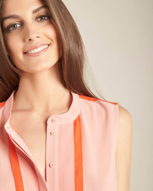 Gelato orange top with frilling (1) - 1-2-3