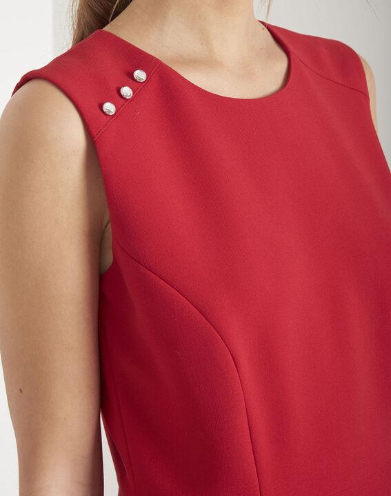 Robe rouge dansante Hacena (3) - Maison 123
