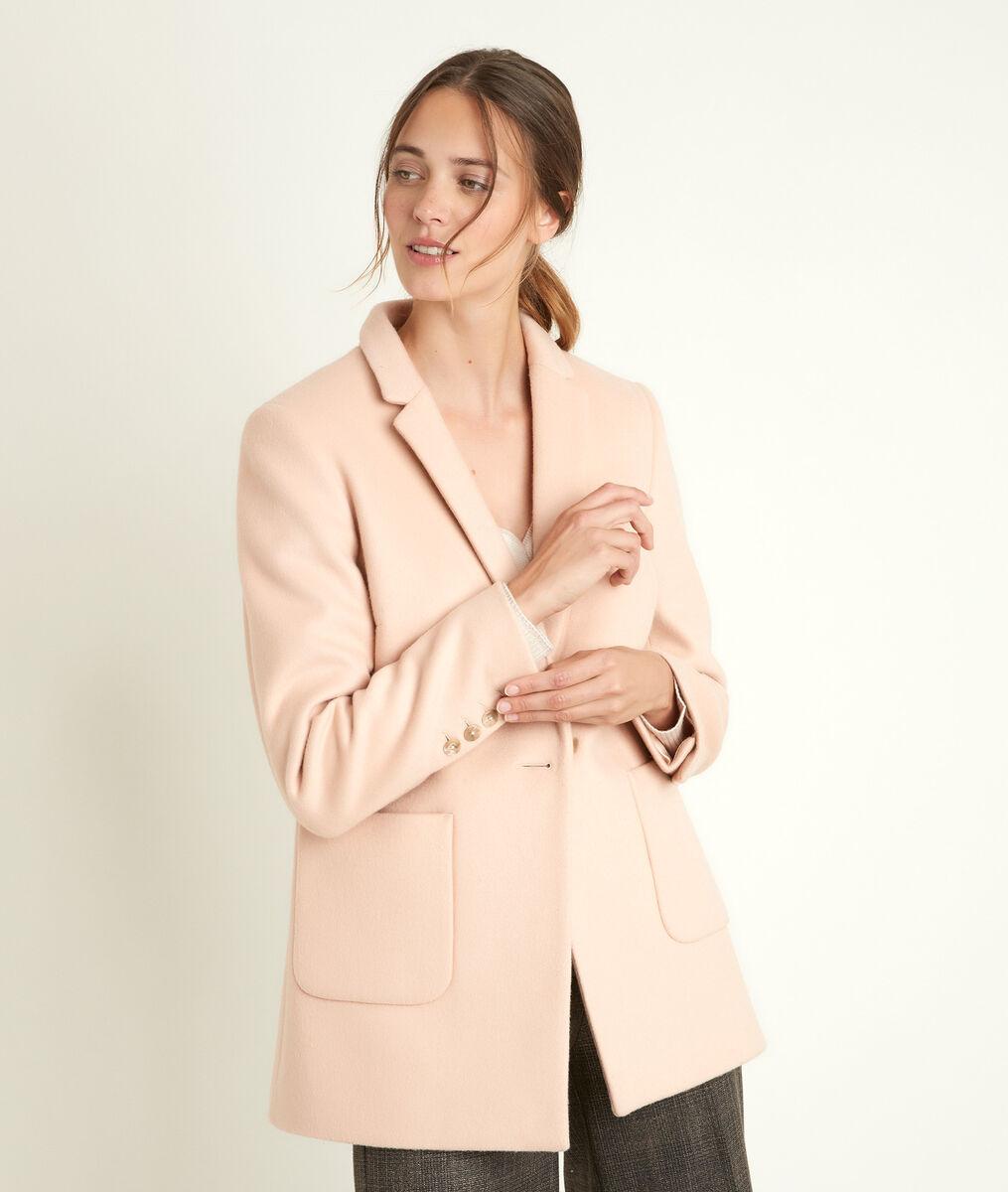 Manteau en laine mélangée Oanel PhotoZ | 1-2-3