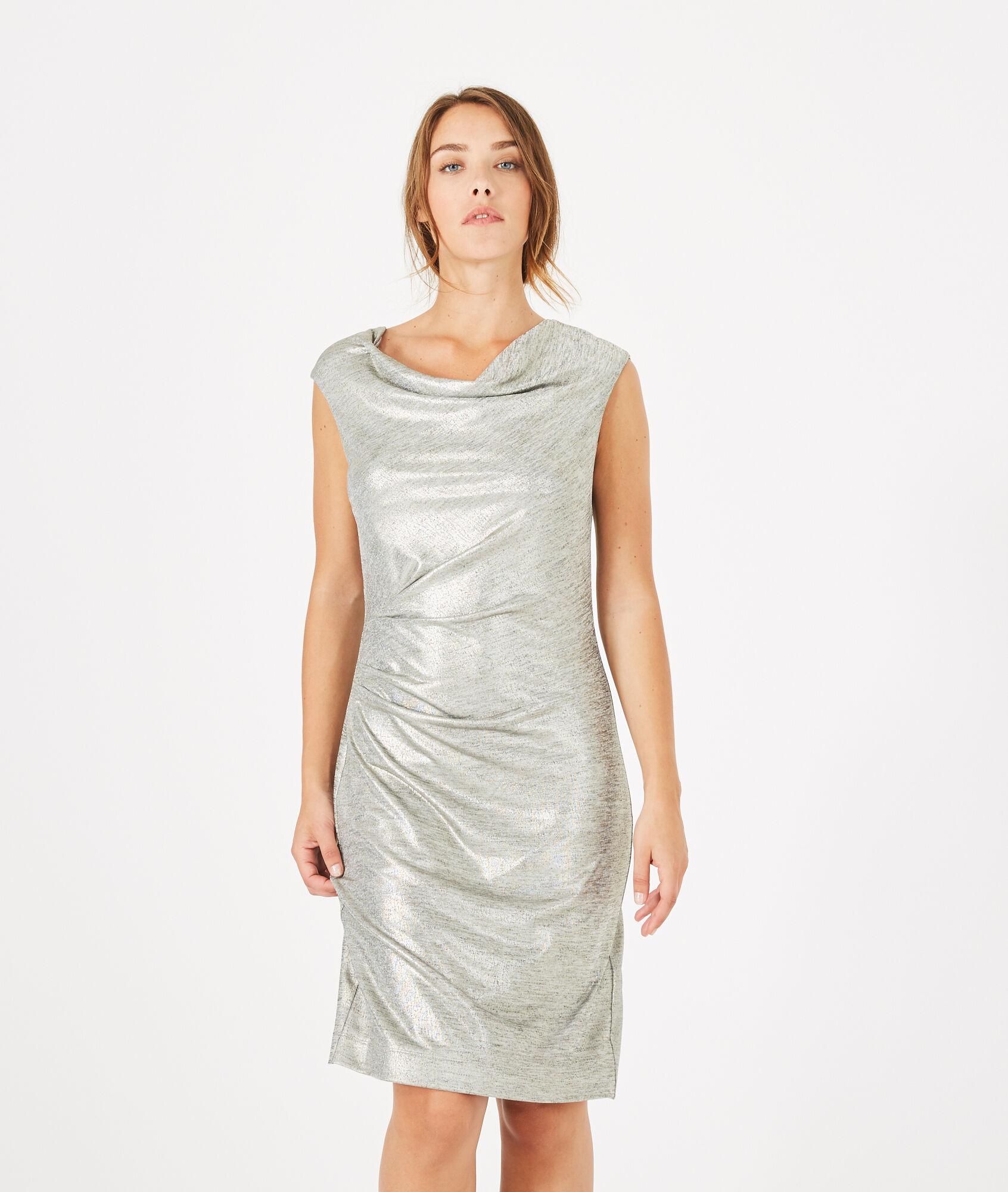 Magasin robe de cocktail vichy