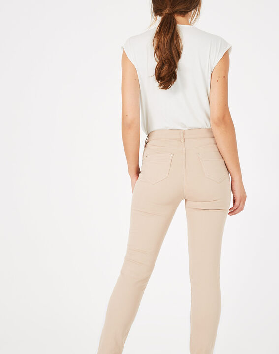 Oliver 7/8th length nude trousers (5) - 1-2-3