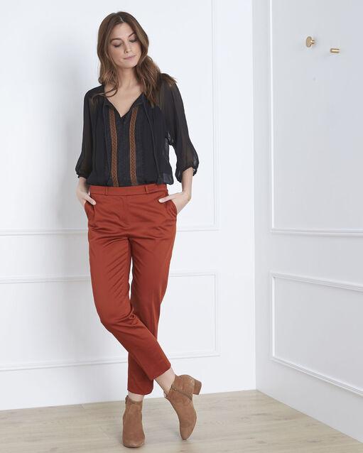 31236f66ca903 Soldes Pantalons Femme : Jusqu'à -50% | Maison 123