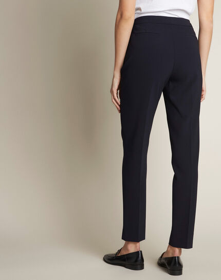 Pantalon de tailleur bleu Lara (4) - 1-2-3