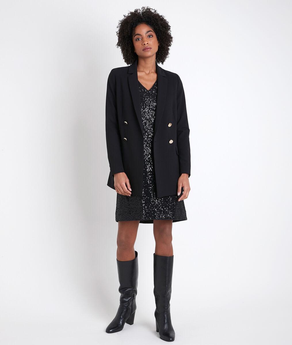 Robe à sequins Charme PhotoZ | 1-2-3