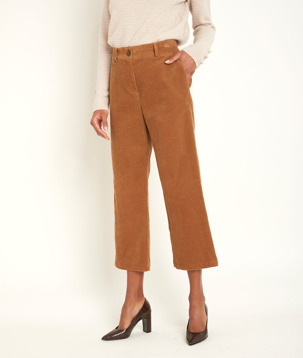 Pantalon flare cropped Minako PhotoZ | 1-2-3