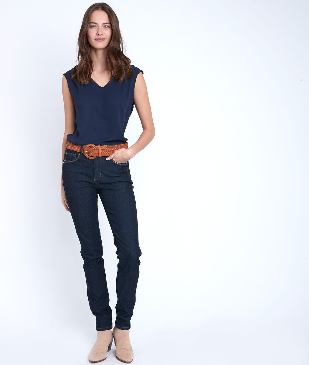 L'iconique slim jean lurex Paola PhotoZ | 1-2-3