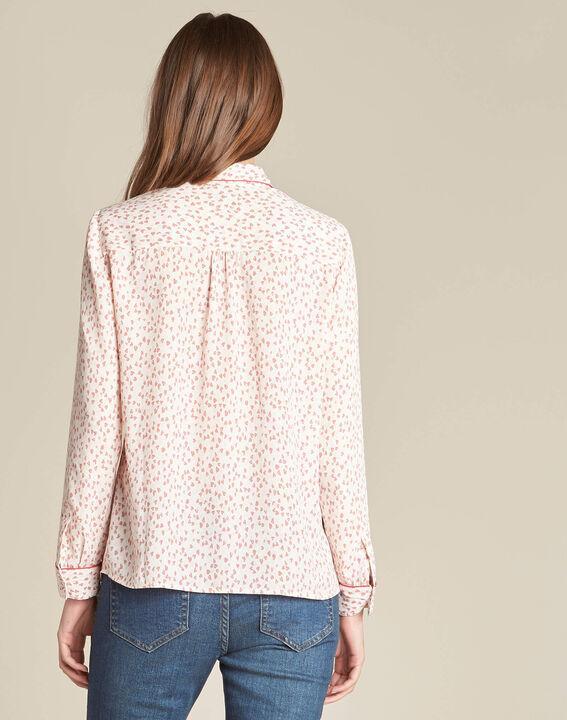 Davies pale pink printed shirt (4) - 1-2-3