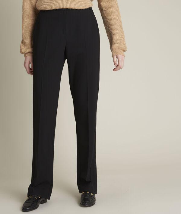 Pantalon en microfibre droit Enio PhotoZ | 1-2-3