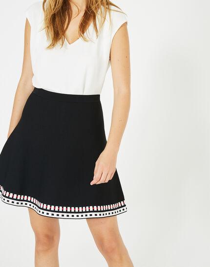 Figue black full skirt (3) - 1-2-3