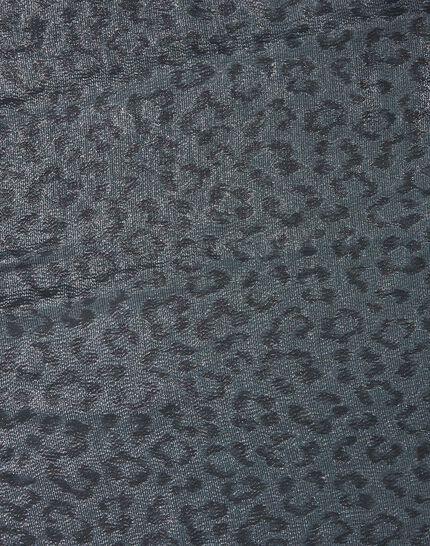 Foulard argenté Etincelle (2) - 1-2-3