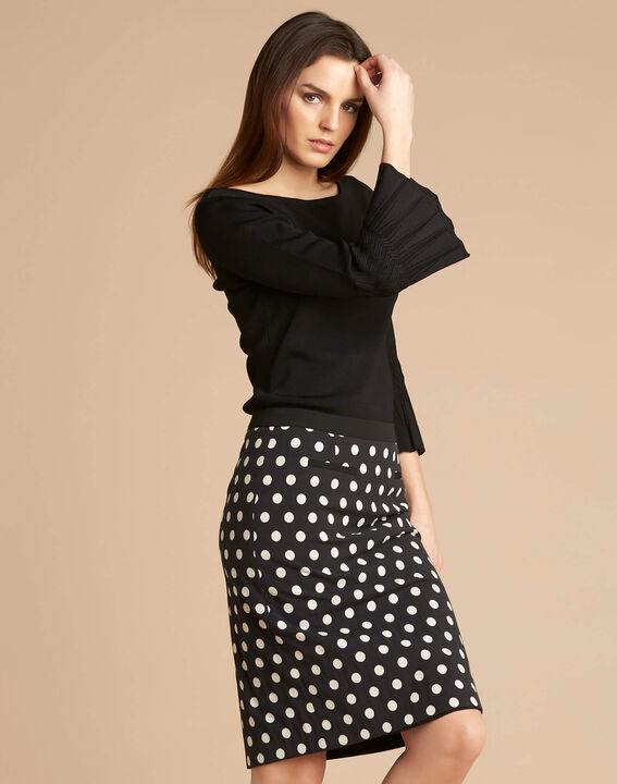 Falcon polka dot skirt (3) - 1-2-3