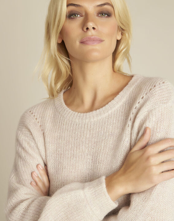 Nude Pullover aus Wolle und Mohair Balou (3) - Maison 123