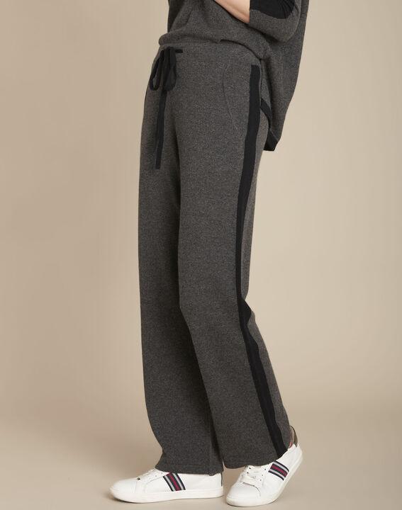 Pantalon large anthracite Flashback PhotoZ | 1-2-3