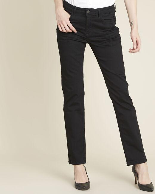 Vivienne straight black jeans (1) - 1-2-3