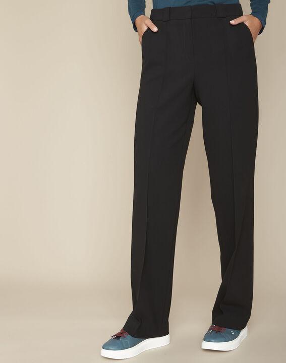 Pantalon droit en microfribre Eloic PhotoZ   1-2-3