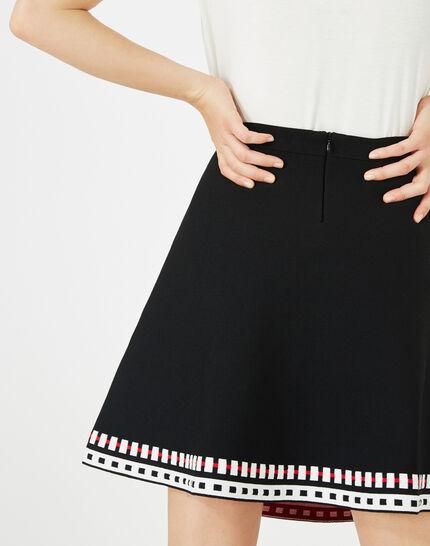 Figue black full skirt (5) - 1-2-3