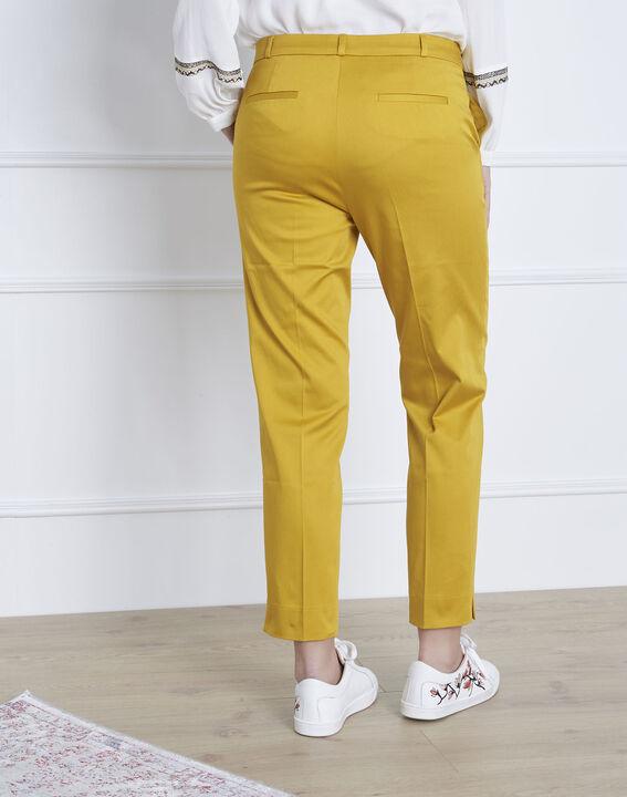 Gelbe Zigarettenhose Rubis (4) - Maison 123