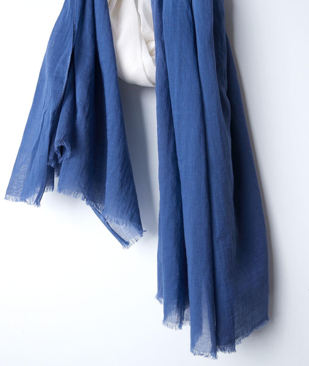 Foulard en coton tie and dye Brice PhotoZ | 1-2-3