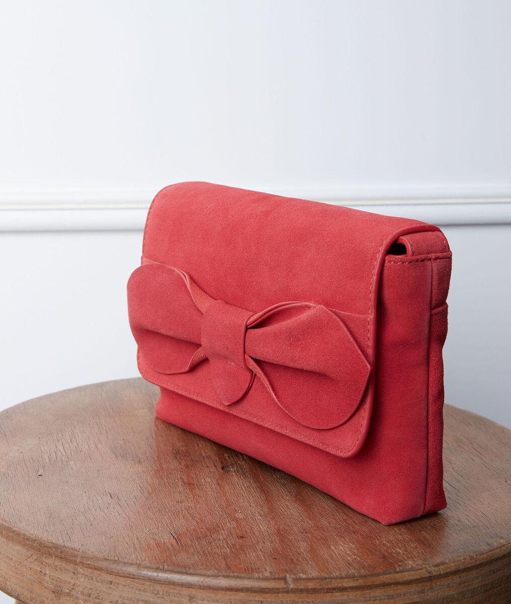 Sac en cuir rouge Dolly PhotoZ | 1-2-3