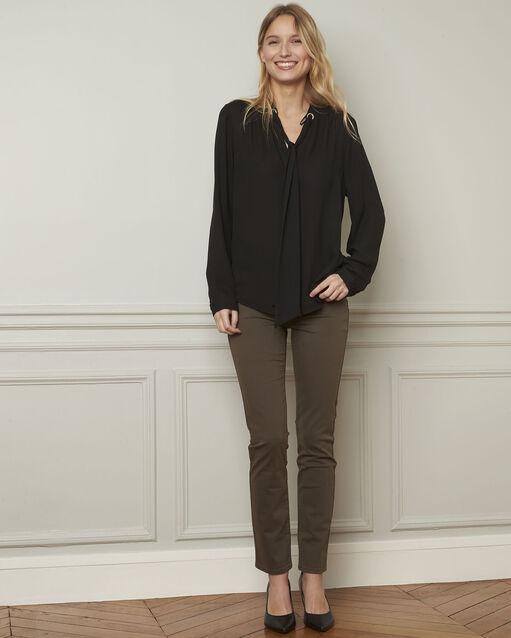 f8d3b513d70a Pantalon droit – Pantalons droits, enduits, blancs...- Maison 123