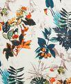 Foulard imprimé en soie Evasion PhotoZ | 1-2-3