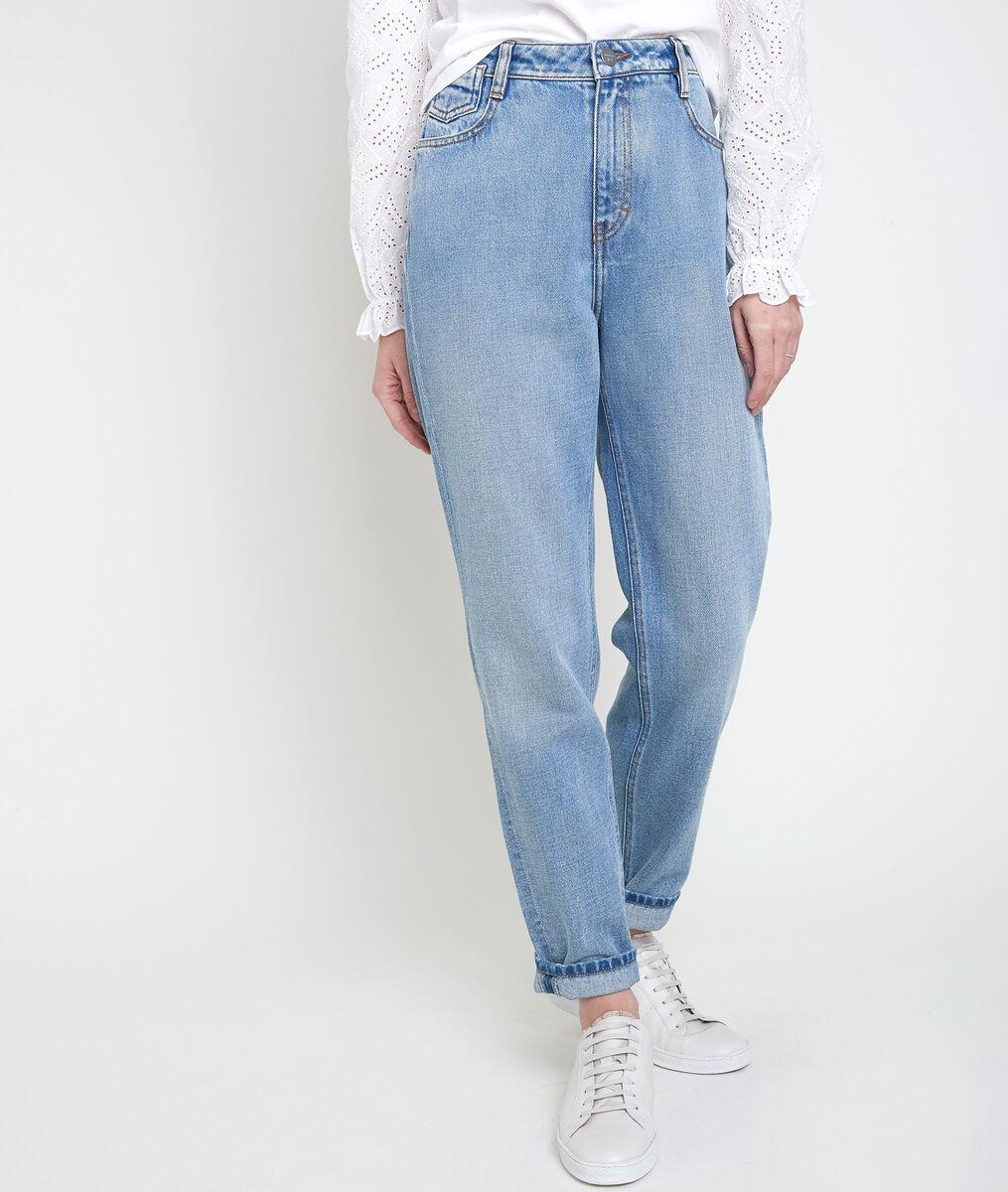 Le lovely mum: jean pure bleached Solene PhotoZ | 1-2-3