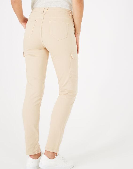 Damien beige combat trousers (4) - 1-2-3