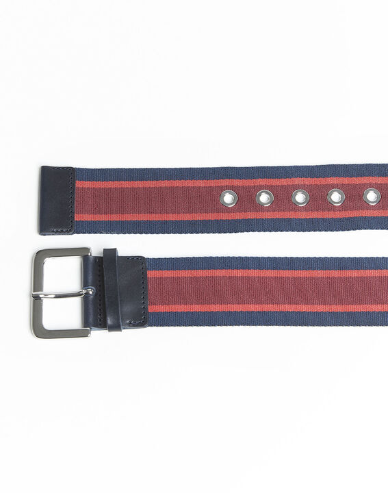 Queen red striped belt (2) - 1-2-3
